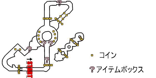 マリオカート8_DS チクタクロック