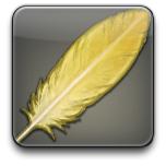 ゴールドチョコボの羽根_FF14