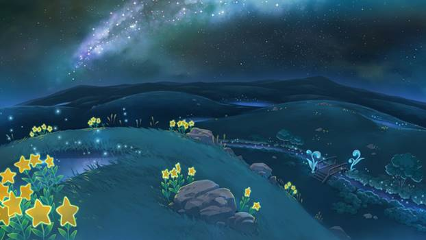 リディー&スールのアトリエ 星彩平原