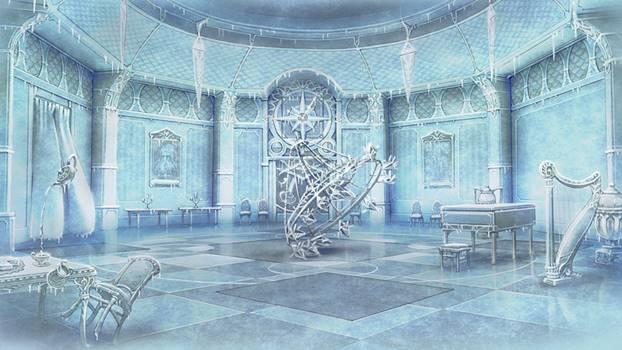 リディー&スールのアトリエ 凍てし時の宮殿