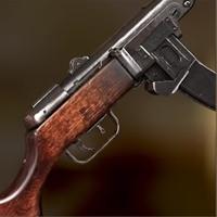 CoD:WW2 PPSH-41