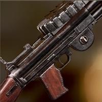CoD:WW2 ルイス軽機関銃