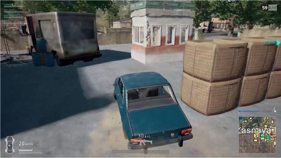 PUBG_Car