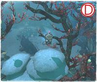 FF14_紅玉海宝の地図の場所4