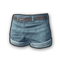 pubg skin Hotpants (Blue)
