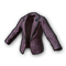 pubg skin Women's Tuxedo Jacket (Purple)