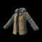 pubg skin Padded Jacket (Khaki)