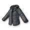 pubg skin Padded Jacket (Camo)