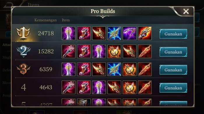 aov wukong pro build