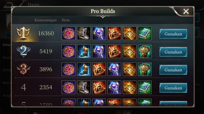 aov Lauriel pro build
