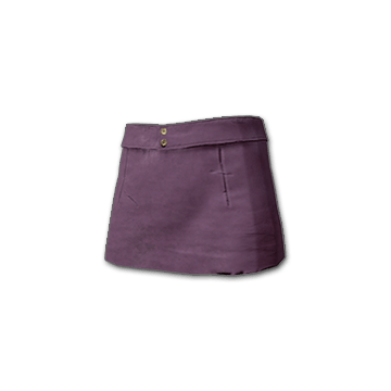 PUBG_Mini-skirt-Purple