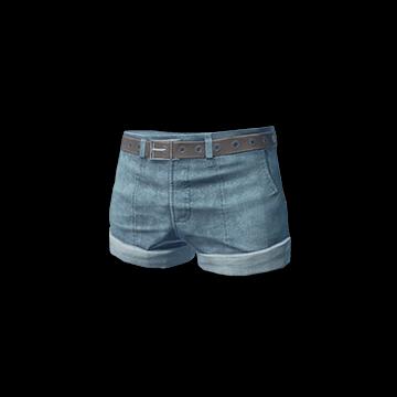 PUBG_Hotpants-Blue