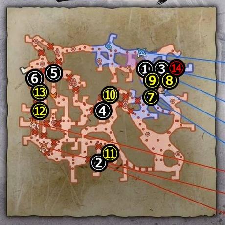 観音寺城の戦い_マップ