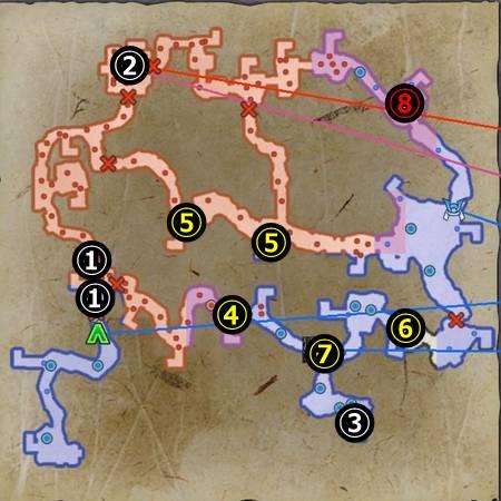 村木砦の戦い_マップ