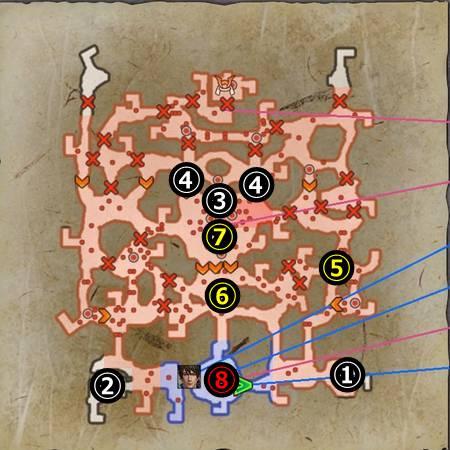 墨俣築城戦_マップ