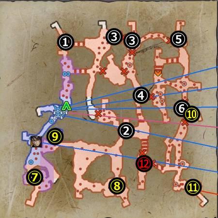 手取川の戦い_マップ