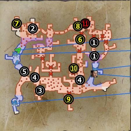 比叡山焼き討ち_マップ