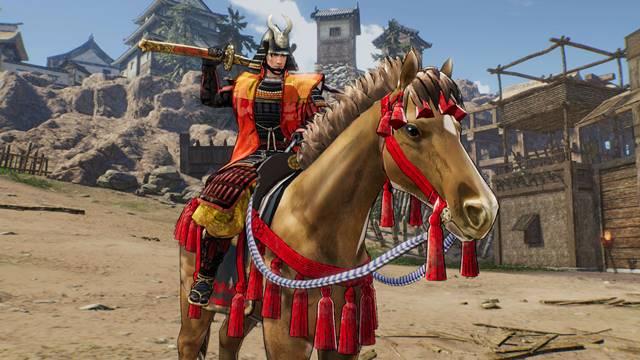 織田信長の馬